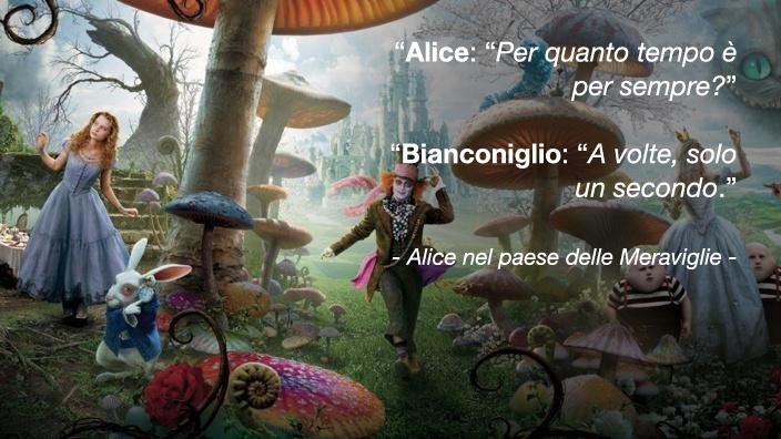 Come essere felici | Alice in Wonderland
