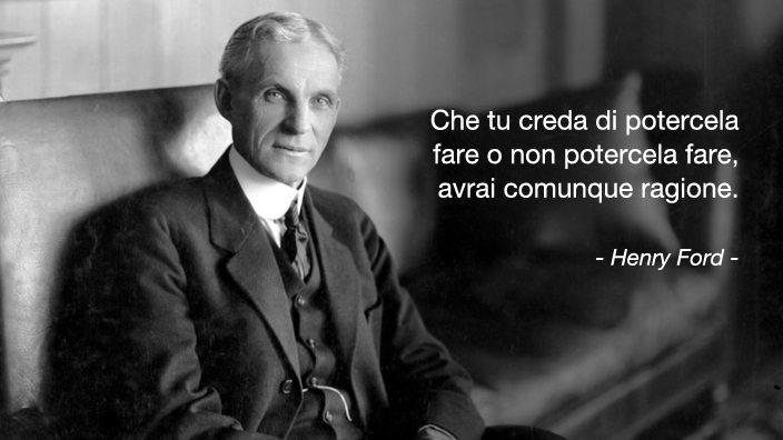 Legge di attrazione | Citazione Henry Ford