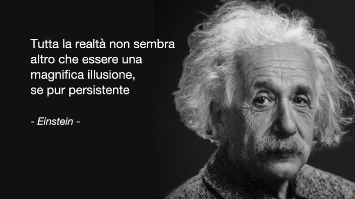 Visualizzazione creativa_ Citazione Einstein